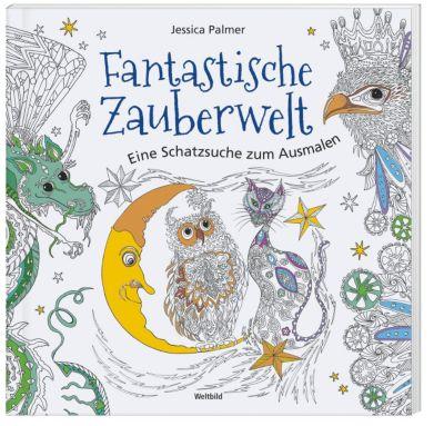 Fantastische Zauberwelt, Jessica Palmer