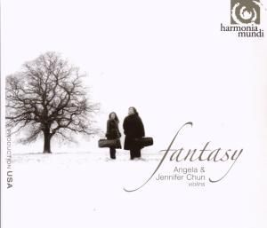 Fantasy, Angela Chun, Jennifer Chun, N. Padgett
