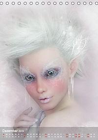 Fantasy Art Portraits (Tischkalender 2019 DIN A5 hoch) - Produktdetailbild 12