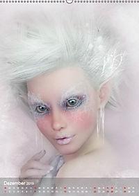 Fantasy Art Portraits (Wandkalender 2019 DIN A2 hoch) - Produktdetailbild 12
