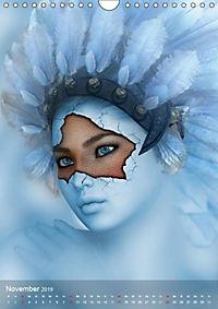 Fantasy Art Portraits (Wandkalender 2019 DIN A4 hoch) - Produktdetailbild 11