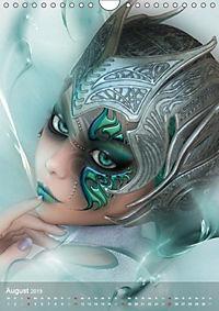 Fantasy Art Portraits (Wandkalender 2019 DIN A4 hoch) - Produktdetailbild 8