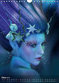 Fantasy Art Portraits (Wandkalender 2019 DIN A4 hoch) - Produktdetailbild 3
