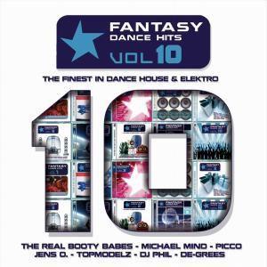 fantasy dance hits vol. 10, Diverse Interpreten