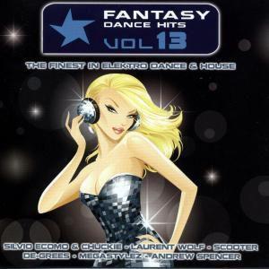fantasy dance hits vol. 13, Diverse Interpreten