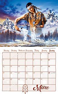 Fantasy Kalenderpaket 2018, 6-tlg. - Produktdetailbild 2