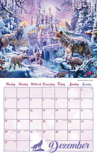 Fantasy Kalenderpaket 2018, 6-tlg. - Produktdetailbild 8