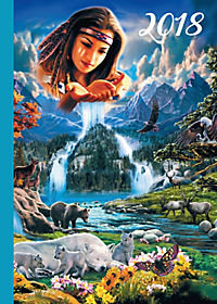 Fantasy Kalenderpaket 2018, 6-tlg. - Produktdetailbild 14