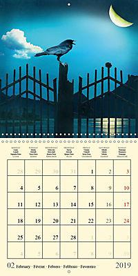 Fantasy World Mausopardia (Wall Calendar 2019 300 × 300 mm Square) - Produktdetailbild 2