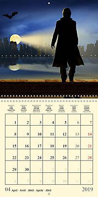 Fantasy World Mausopardia (Wall Calendar 2019 300 × 300 mm Square) - Produktdetailbild 4