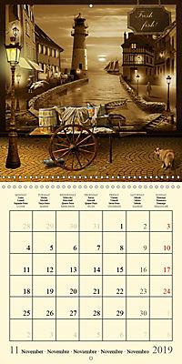 Fantasy World Mausopardia (Wall Calendar 2019 300 × 300 mm Square) - Produktdetailbild 11