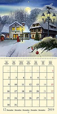 Fantasy World Mausopardia (Wall Calendar 2019 300 × 300 mm Square) - Produktdetailbild 12