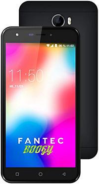 FANTEC BOOGY Smartphone 13,97cm 5,5Zoll HD IPS Display QuadCore 1,3GHz 16GB 8MP Kam. 5MP Frontkam. Android 7.0 DualSIM 2800mAh Akku - Produktdetailbild 7