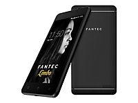 FANTEC LIMBO Smartphone 12,7cm 5Zoll QuadCore 1,3GHz 16GB 8MP Kam. 5MP Frontkam. Android 7.0 DualSIM 2200mAh Akku AluRuecks. schwarz - Produktdetailbild 2