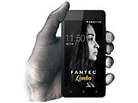 FANTEC LIMBO Smartphone 12,7cm 5Zoll QuadCore 1,3GHz 16GB 8MP Kam. 5MP Frontkam. Android 7.0 DualSIM 2200mAh Akku AluRuecks. grau - Produktdetailbild 5