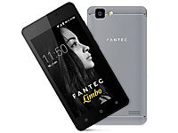 FANTEC LIMBO Smartphone 12,7cm 5Zoll QuadCore 1,3GHz 16GB 8MP Kam. 5MP Frontkam. Android 7.0 DualSIM 2200mAh Akku AluRuecks. grau - Produktdetailbild 6