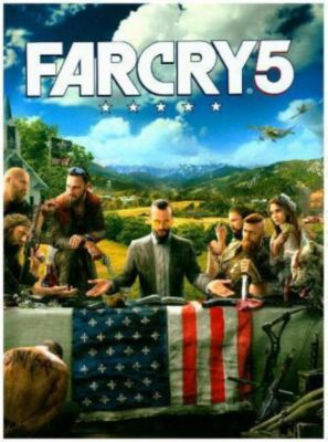 Far Cry 5, Collector's Edition
