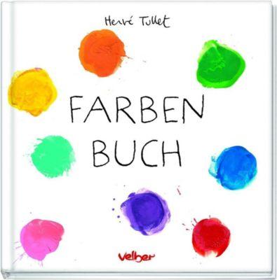 Farben Buch, Hervé Tullet
