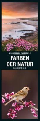 Farben der Natur Panoramakal. 2018