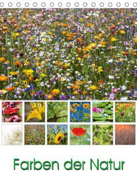 Farben der Natur (Tischkalender 2019 DIN A5 hoch), Thomas Klinder