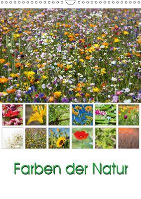Farben der Natur (Wandkalender 2019 DIN A3 hoch), Thomas Klinder