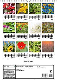 Farben der Natur (Wandkalender 2019 DIN A3 hoch) - Produktdetailbild 13