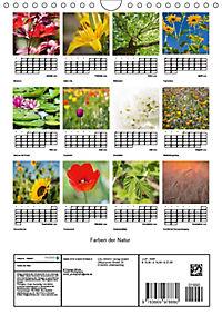 Farben der Natur (Wandkalender 2019 DIN A4 hoch) - Produktdetailbild 13