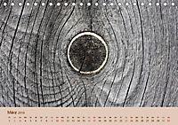 Farben des Holzes (Tischkalender 2019 DIN A5 quer) - Produktdetailbild 3
