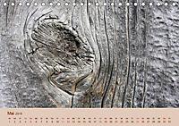 Farben des Holzes (Tischkalender 2019 DIN A5 quer) - Produktdetailbild 5