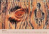 Farben des Holzes (Tischkalender 2019 DIN A5 quer) - Produktdetailbild 4