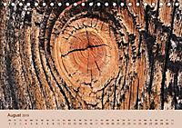 Farben des Holzes (Tischkalender 2019 DIN A5 quer) - Produktdetailbild 8