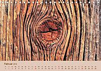 Farben des Holzes (Tischkalender 2019 DIN A5 quer) - Produktdetailbild 2