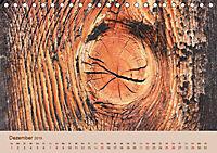 Farben des Holzes (Tischkalender 2019 DIN A5 quer) - Produktdetailbild 12