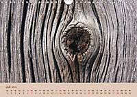 Farben des Holzes (Wandkalender 2019 DIN A4 quer) - Produktdetailbild 7
