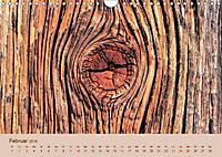 Farben des Holzes (Wandkalender 2019 DIN A4 quer) - Produktdetailbild 2