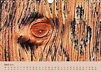 Farben des Holzes (Wandkalender 2019 DIN A4 quer) - Produktdetailbild 4