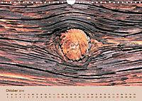 Farben des Holzes (Wandkalender 2019 DIN A4 quer) - Produktdetailbild 10