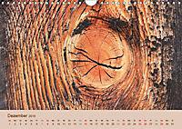 Farben des Holzes (Wandkalender 2019 DIN A4 quer) - Produktdetailbild 12