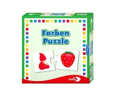 Farben-Puzzle (Kinderspiel)