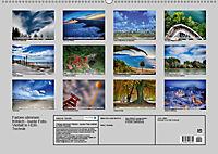 Farben stimmen fröhlich - Bunte Foto-Vielfalt in HDR-Technik (Wandkalender 2019 DIN A2 quer) - Produktdetailbild 13