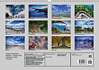 Farben stimmen fröhlich - Bunte Foto-Vielfalt in HDR-Technik (Wandkalender 2019 DIN A3 quer) - Produktdetailbild 13