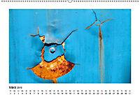 Farbenfroh - Rostig (Wandkalender 2019 DIN A2 quer) - Produktdetailbild 8