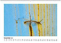 Farbenfroh - Rostig (Wandkalender 2019 DIN A2 quer) - Produktdetailbild 11