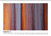 Farbenfroh - Rostig (Wandkalender 2019 DIN A2 quer) - Produktdetailbild 9