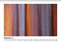 Farbenfroh - Rostig (Wandkalender 2019 DIN A3 quer) - Produktdetailbild 9