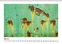 Farbenfroh - Rostig (Wandkalender 2019 DIN A3 quer) - Produktdetailbild 5
