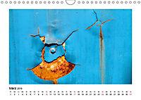 Farbenfroh - Rostig (Wandkalender 2019 DIN A4 quer) - Produktdetailbild 3
