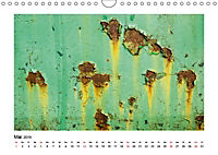 Farbenfroh - Rostig (Wandkalender 2019 DIN A4 quer) - Produktdetailbild 5