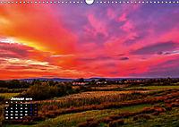 Farbenfrohe Welt (Wandkalender 2019 DIN A3 quer) - Produktdetailbild 1