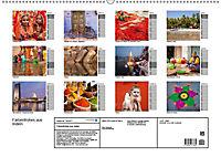 Farbenfrohes aus Indien (Wandkalender 2019 DIN A2 quer) - Produktdetailbild 13